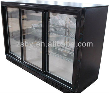 Mini bar (sliding door )