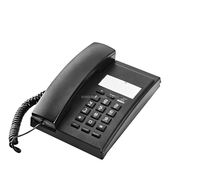 ESN-802 corded telephone desktop phone basic telephone landline phone bathroom telephone