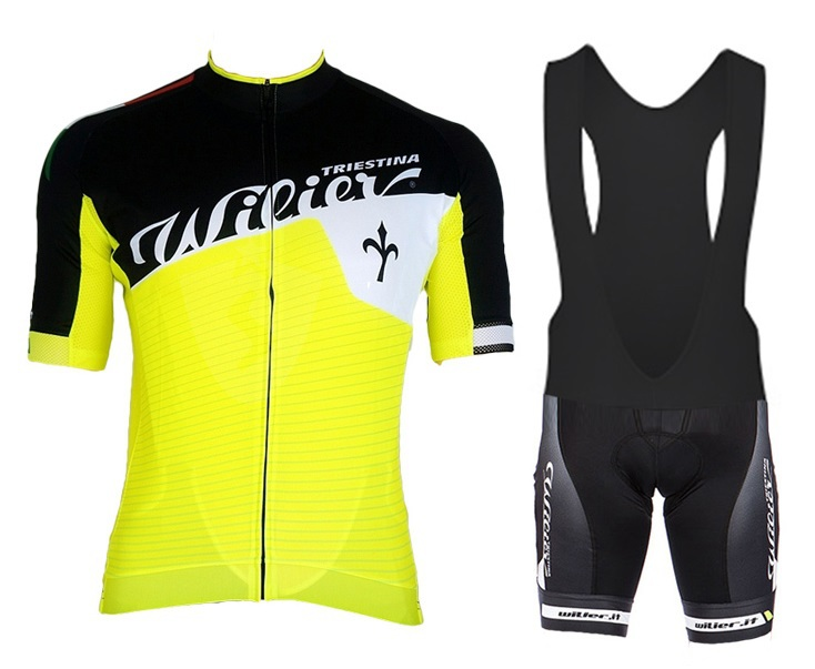 7afdfebb7 2015 Wilier Cycling Jersey maillot wear mtb Clothes short sleeve top Shorts