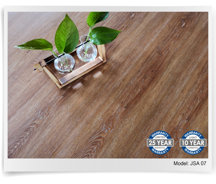 Indoor Decoratie Klik Vinyl Tegel SPC Plank
