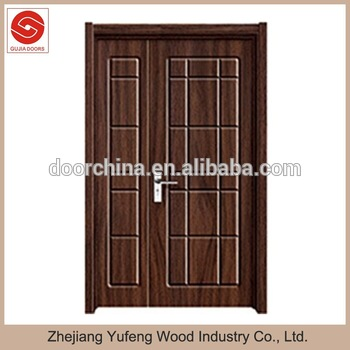 mdf pvc foam board entrance doors prices mother son door & mdf pvc foam board entrance doors prices mother son door View ...