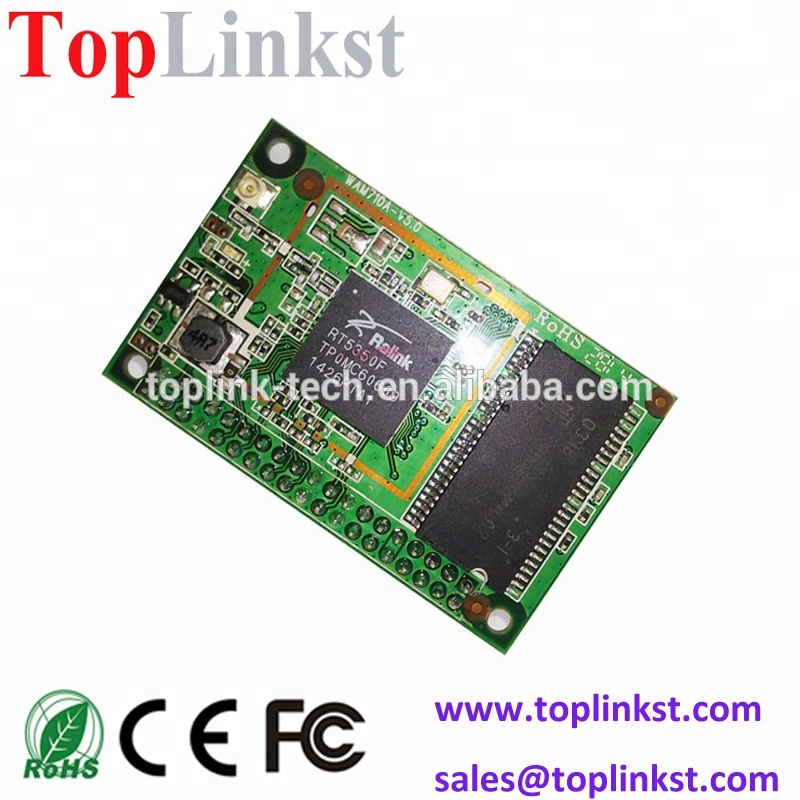 TOP-AP01 CE certified Ralink RT5350 wireless ethernet wifi router <strong>module</strong>