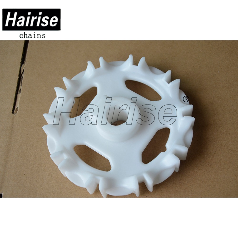 Conveyor Plastic Wheel with 12 Inch Size