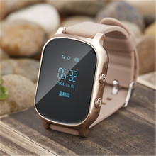 Smart Watch for Elder People and for Children GPS Tracking Watch