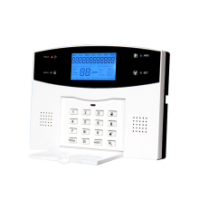 Most Advanced PSTN&GSM Wireless Home Security GSM Alarm system