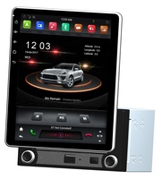 Tesla style android 7.1 car dvd with 9.7 inch vertical screen RDS radio mirror link 2 din universal car stereo autoradio