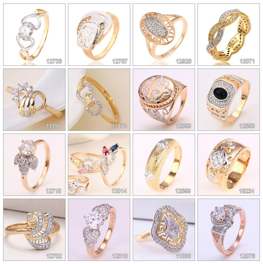 12257 Beautiful Simple Latest Gold Wedding Ring Designs For Girls ...
