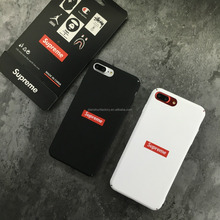 Supreme tide 6s shell 6plus protective cover Phone Case