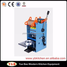 Hot Sale Manual Plastic Cup Sealing Machine