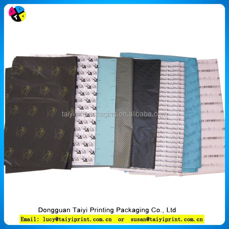 Luxury Color Environment-friendly Printed Tissue Paper