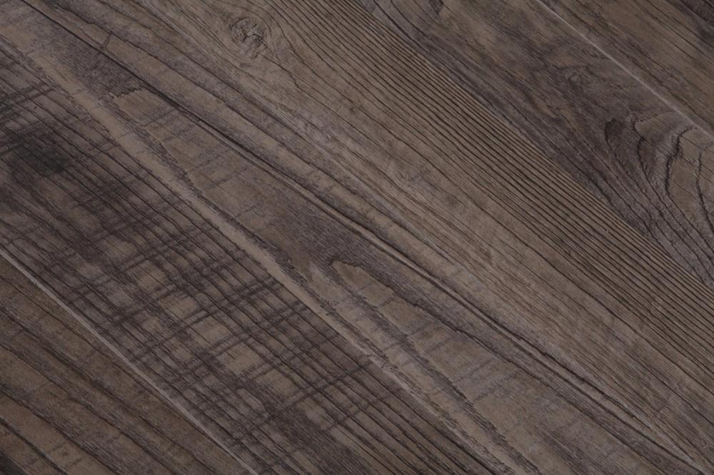 Powerful Texture Black Oak Rustic Finish Composit Decking Wood Easy Swift Lock Laminated Flooring Laminate