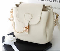 2014 China newest wholesale exported trendy leather handbag for women