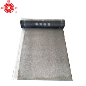 surface gravel sbs modified bitumen roofing torch rolls waterproofing membrane