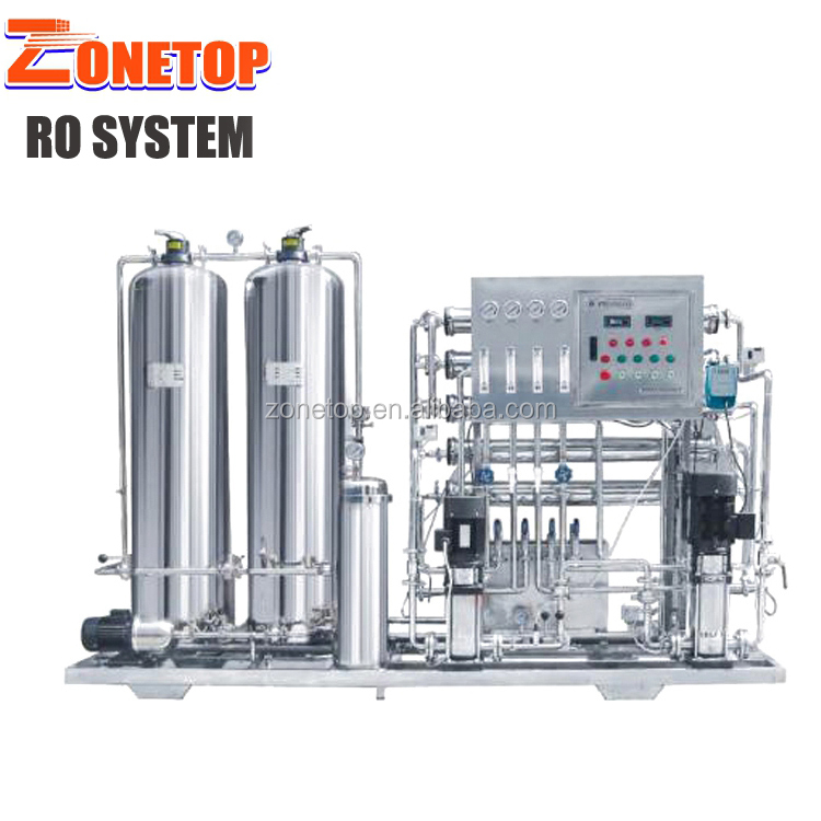 High Quality A Small Water Treatment Plant/Irrigation Water Purification Machine