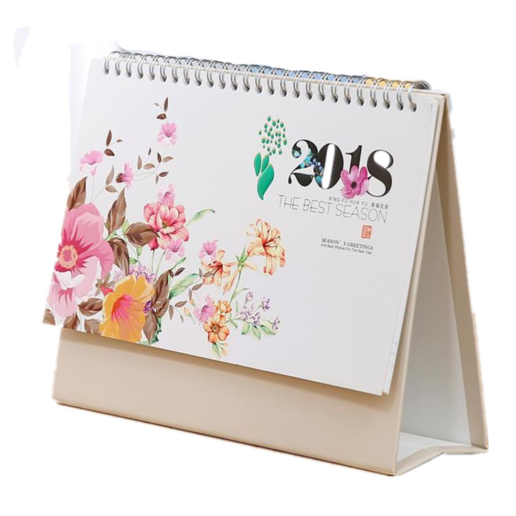 daily calendar printing