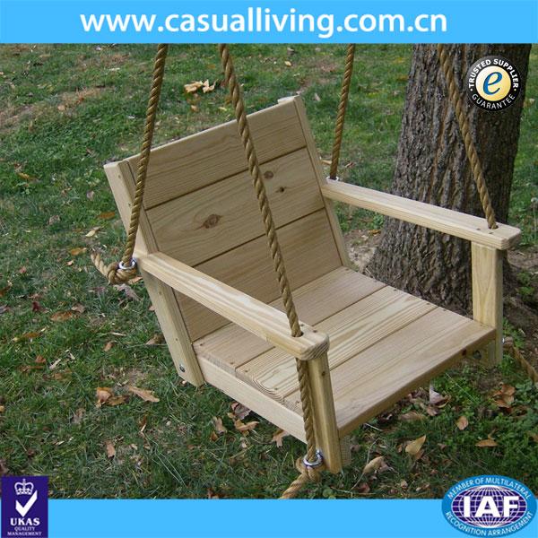 billig outdoor schaukeln f r erwachsene doppel holz. Black Bedroom Furniture Sets. Home Design Ideas