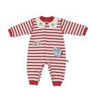 A large number of wholesale 100% cotton baby clothing infants wear comfortable, gentle and non - stimulating skin