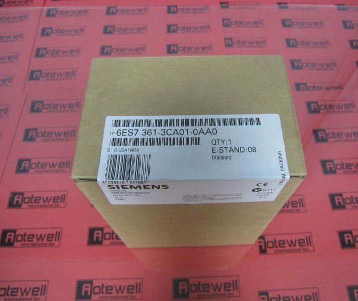 Simatic S7-300 Interface Module Im 361 6es7361-3ca01-0aa0