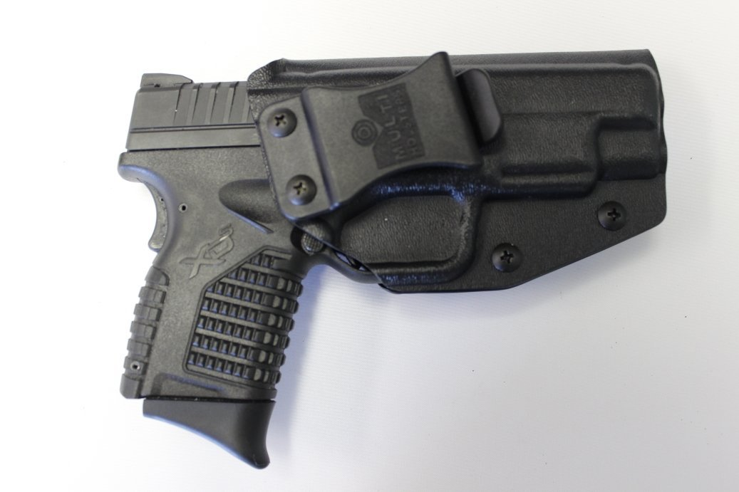 Multi Holsters Elite Springfield Armory XDS 4.0 IWB FOMI Right-Hand Holster