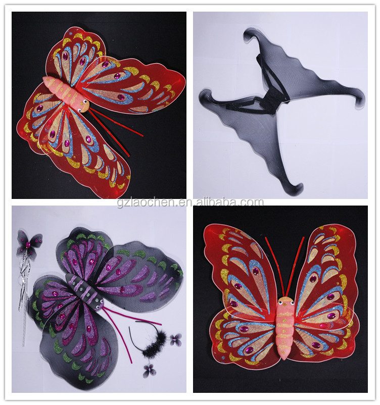 wholesale butterfly wings costume carnival cosplay butterfly wings