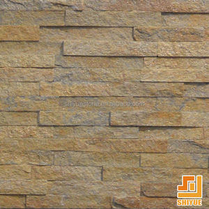 Fashion style outdoor colorful wall decorative culture stone veneer panels