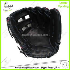 high quality japanese kip leather infielding baseball glove with cheap price