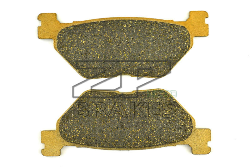 Motorcycle Organic Brake Pads For YAMAHA XP 530 T MAX IRON MAX /ABS 2015 Rear OEM New High Quality Free shipping