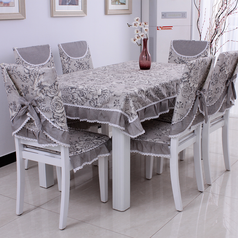 Dining Room Chair Back Covers: Dining-table-cloth-cushion-chair-covers-chair-pad-cushion