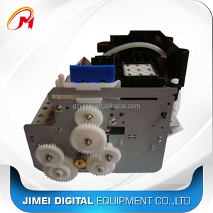 Hot sales good quality original mutoh 1604 pump assembly with capping station for dx5 printhead mutoh 1604 eco printer