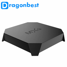 Android tv box U2 + MXQ S905W 2g 16g android smart tv receiver box android 7.1 tv box quad core