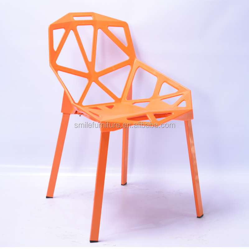 smile branded orange plastic chairs wholesale buy orange plastic