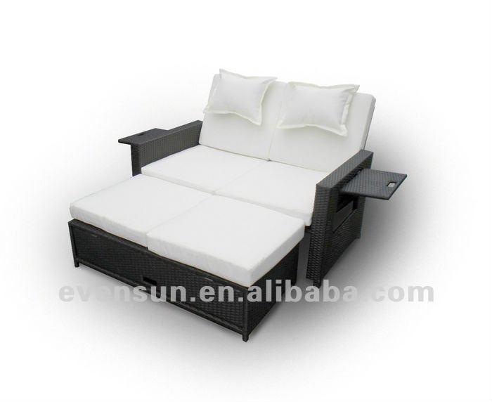 Multifunci n sof de mimbre cama sof s de ca a mimbre identificaci n del producto 667715323 - Sofa de mimbre ...