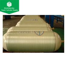 Type 2 CRP356-75L-20Mpa CNG Cylinder for Sale