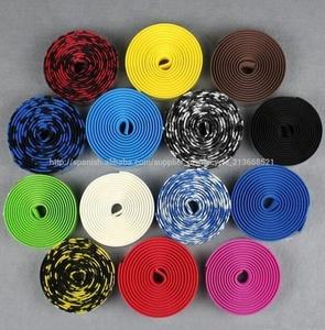 Colorful custom handle bar tape