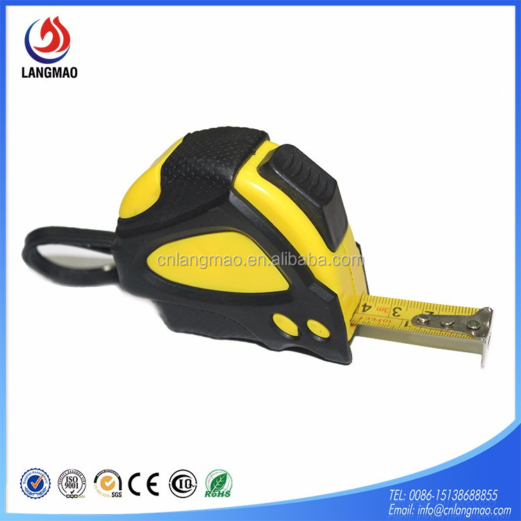 Promotional body mini retractable tape measure for world customer
