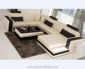 High quality home furniture application new shaped room sofa designs