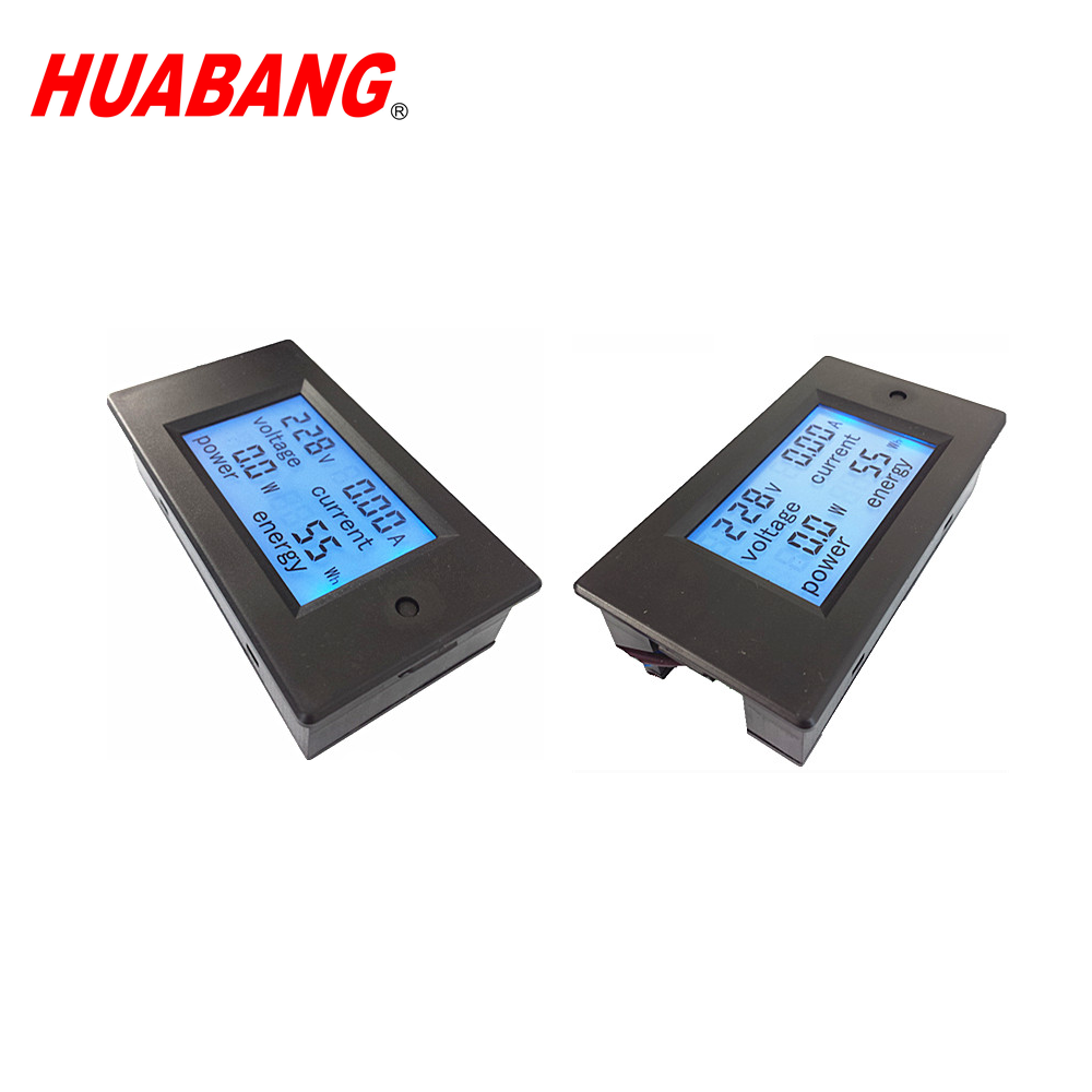 PZEM-021 4 in 1 AC80-260V 20A Voltage Current Power Energy multifunction meter