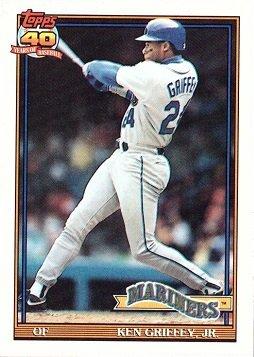 19dd99a011 Buy Ken Griffey Jr. Topps Porcelain Baseball Collector Plate 24 kt ...