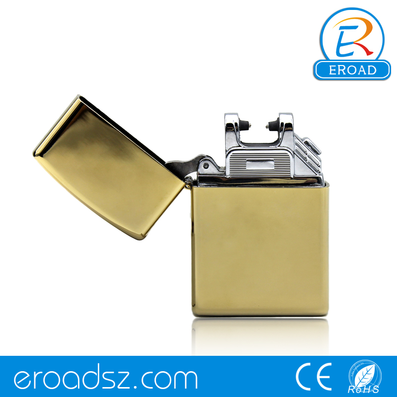 Electronic USB Rechargeable Single Arc Lighter Piezo Lighter