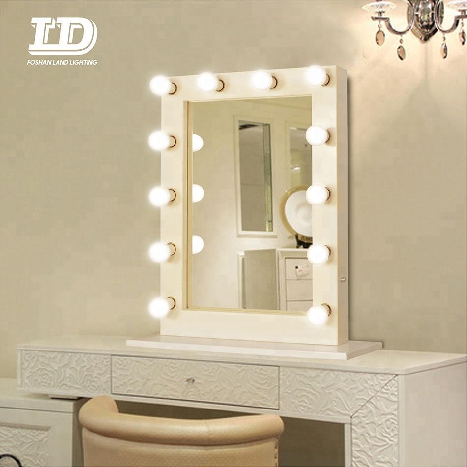 Betere Broadway led make-up spiegel hollywood spiegel met led lampen DY-69