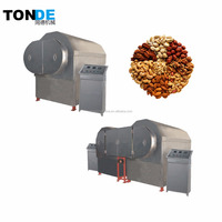 Multifunction nut roaster sesame roaster machine seed roaster with electric or gas heating