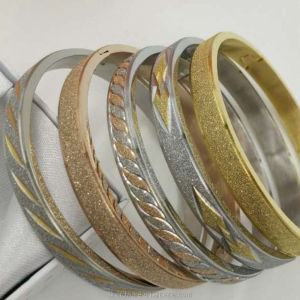Customizable China Manufacturer Handmade Bracelets / European Fashion Stainless Steel Bangles