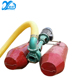 pond use portable small solid sand slurry pump