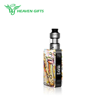 Aspire vape 2ml/ 3ml Cletio Pro subohm tank 80/100W Ospire Puxos Kit electronic smoking