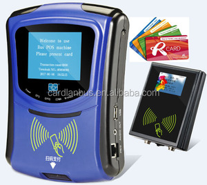 Linux Operation System POS Terminal/Bus POS Machine used for Fare Collection