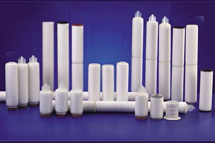 PP pleated filter wholesale