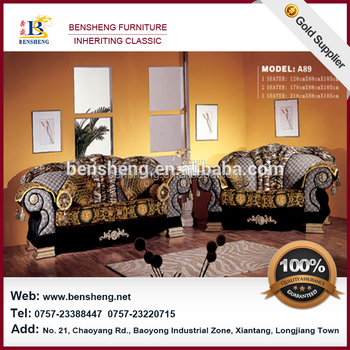oem hot selling home furniture modern solid wood frame sofa set - Selling Home Furniture