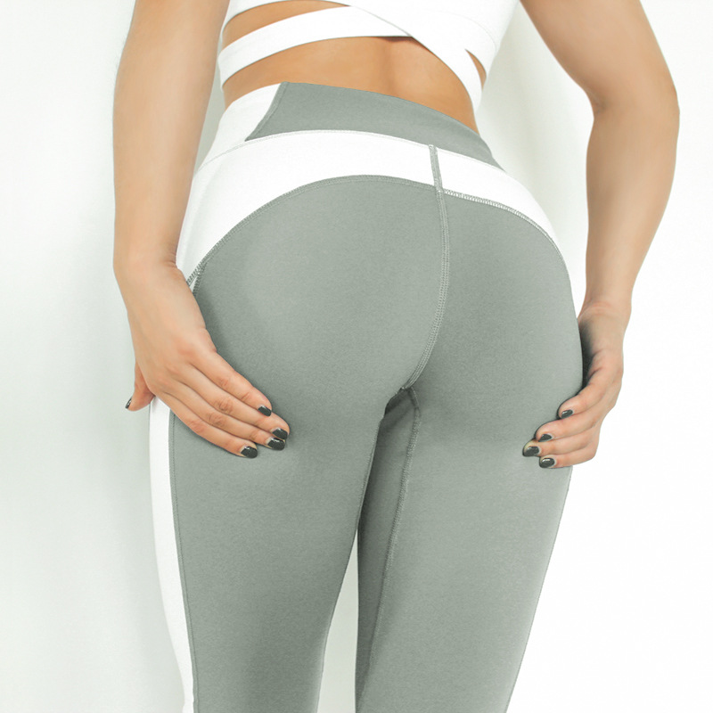 Fitness Elastic Tights Wholesale Women Workout Leggings <strong>Sport</strong>