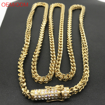 benedict necklace il zoom yellow expensive st fullxfull usa listing medal gold pendant solid chains