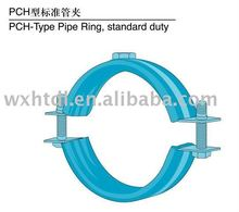 Standard Duty Pipe Ring/Pipe Clamp